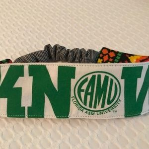 Accessories - Florida A & M University Recycled Tee Headband